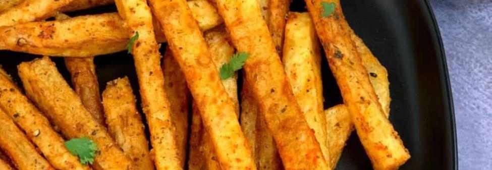 Masala Fries