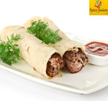 Rashmi Kabab Wrap